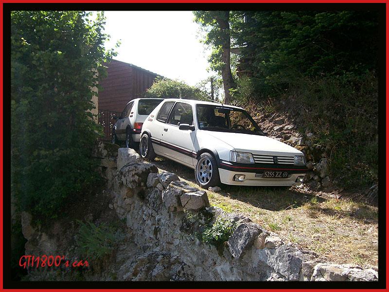 [GTI1800] 205 GTI 1L9 Blanc Meije AM88  - Page 3 100_2910