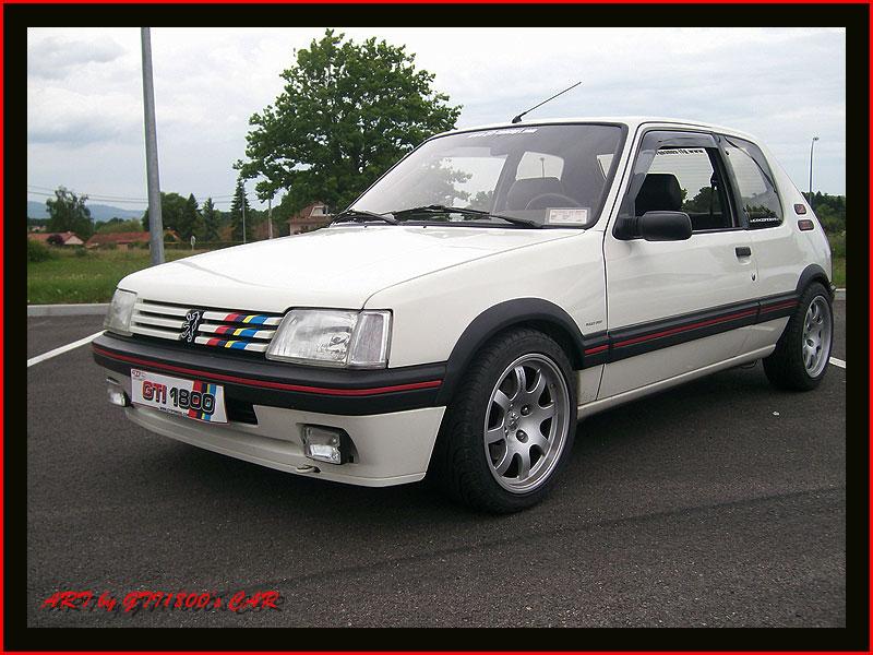 [GTI1800] 205 GTI 1L9 Blanc Meije AM88  - Page 3 100_4016