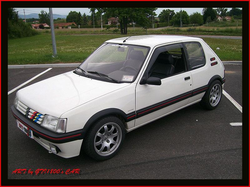 [GTI1800] 205 GTI 1L9 Blanc Meije AM88  - Page 3 100_4017