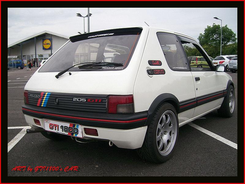 [GTI1800] 205 GTI 1L9 Blanc Meije AM88  - Page 3 100_4021