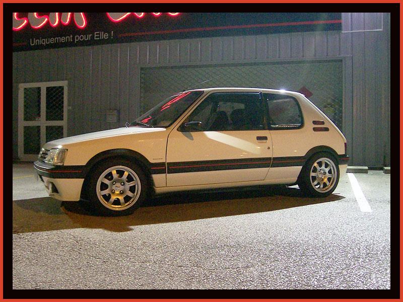 [GTI1800] 205 GTI 1L9 Blanc Meije AM88  - Page 3 100_4510