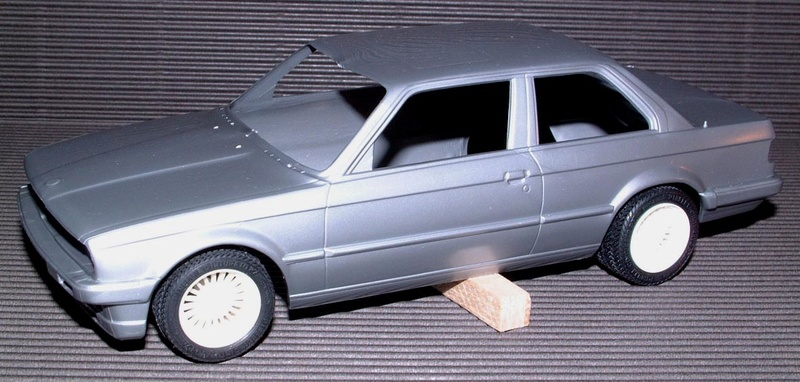 BMW  323i CABRIOLET 1986 (créa à partir du coupé) 95 PHOTOS 1212