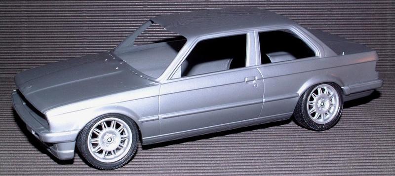 BMW  323i CABRIOLET 1986 (créa à partir du coupé) 95 PHOTOS 1412