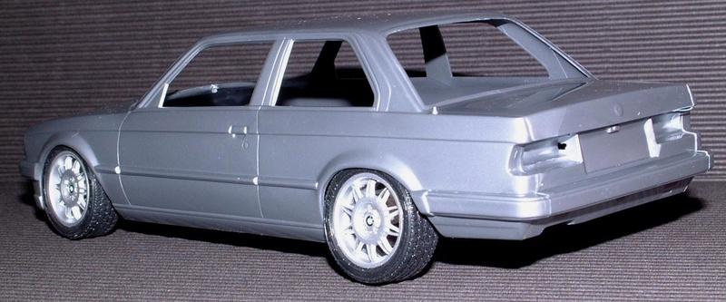BMW  323i CABRIOLET 1986 (créa à partir du coupé) 95 PHOTOS 1512