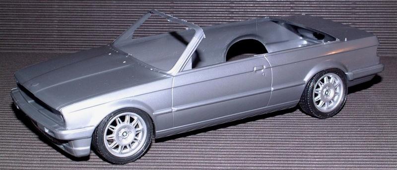 BMW  323i CABRIOLET 1986 (créa à partir du coupé) 95 PHOTOS 1612