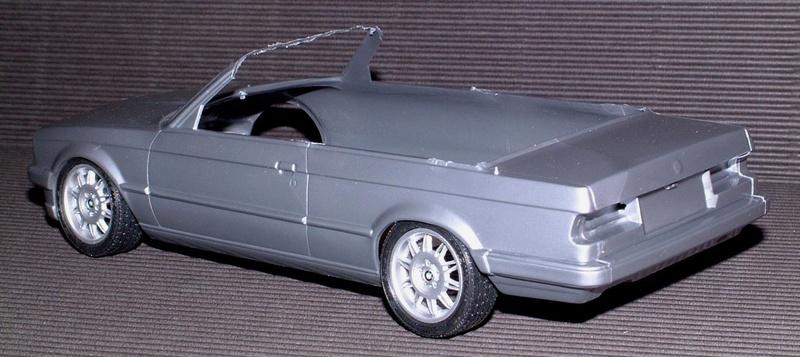 BMW  323i CABRIOLET 1986 (créa à partir du coupé) 95 PHOTOS 1712