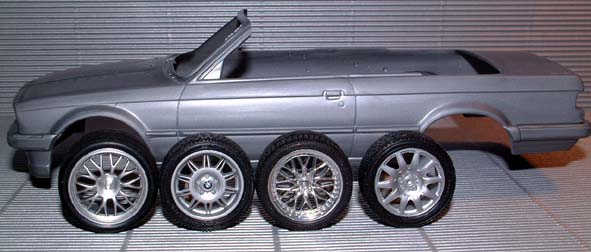 BMW  323i CABRIOLET 1986 (créa à partir du coupé) 95 PHOTOS 1914