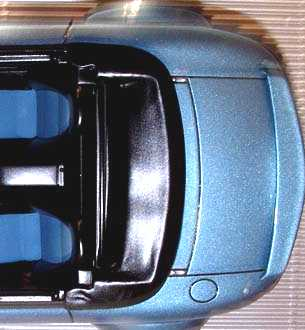 BMW  323i CABRIOLET 1986 (créa à partir du coupé) 95 PHOTOS 2411