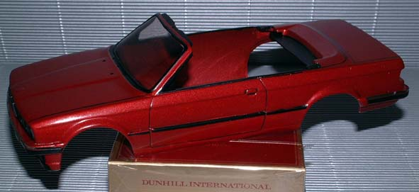 BMW  323i CABRIOLET 1986 (créa à partir du coupé) 95 PHOTOS 4911