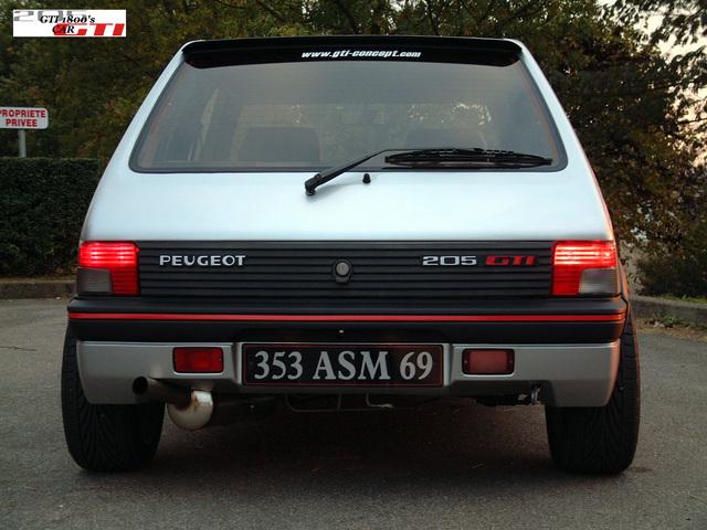 [ducatis4r]  205 GTI 1L6 - 1600 - BLANC MEIJE - 1988 - Page 40 610