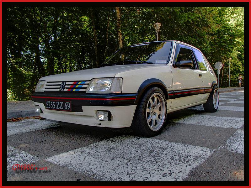 [GTI1800] 205 GTI 1L9 Blanc Meije AM88  - Page 3 70310