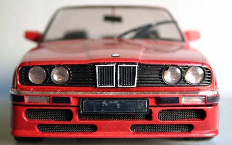 BMW  323i CABRIOLET 1986 (créa à partir du coupé) 95 PHOTOS 7410