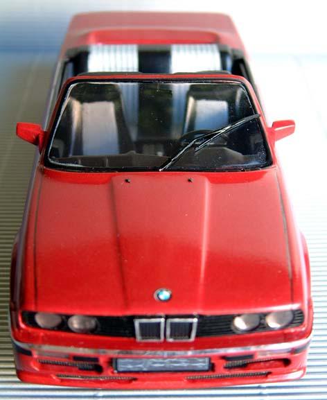 BMW  323i CABRIOLET 1986 (créa à partir du coupé) 95 PHOTOS 7610