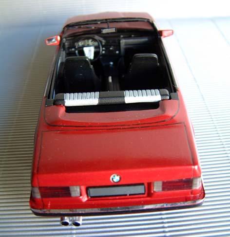 BMW  323i CABRIOLET 1986 (créa à partir du coupé) 95 PHOTOS 7710