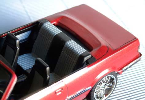 BMW  323i CABRIOLET 1986 (créa à partir du coupé) 95 PHOTOS 8311