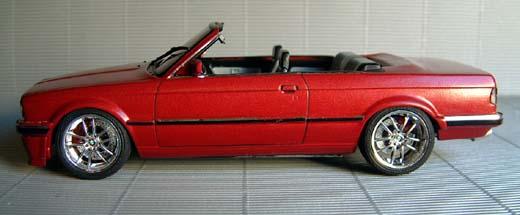 BMW  323i CABRIOLET 1986 (créa à partir du coupé) 95 PHOTOS 8610
