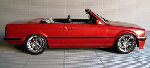 BMW  323i CABRIOLET 1986 (créa à partir du coupé) 95 PHOTOS 8711
