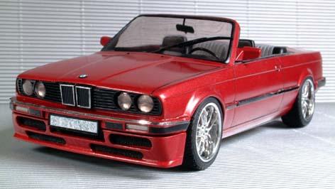 BMW  323i CABRIOLET 1986 (créa à partir du coupé) 95 PHOTOS 8810