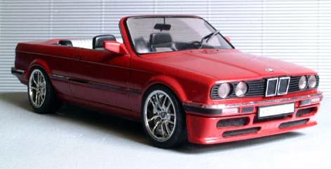 BMW  323i CABRIOLET 1986 (créa à partir du coupé) 95 PHOTOS 8910