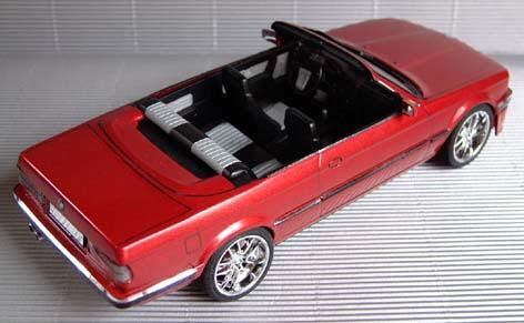 BMW  323i CABRIOLET 1986 (créa à partir du coupé) 95 PHOTOS 9110