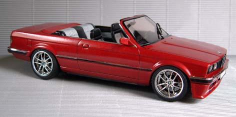 BMW  323i CABRIOLET 1986 (créa à partir du coupé) 95 PHOTOS 9210