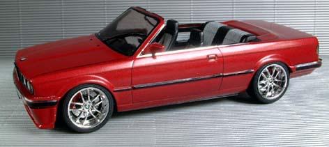 BMW  323i CABRIOLET 1986 (créa à partir du coupé) 95 PHOTOS 9310