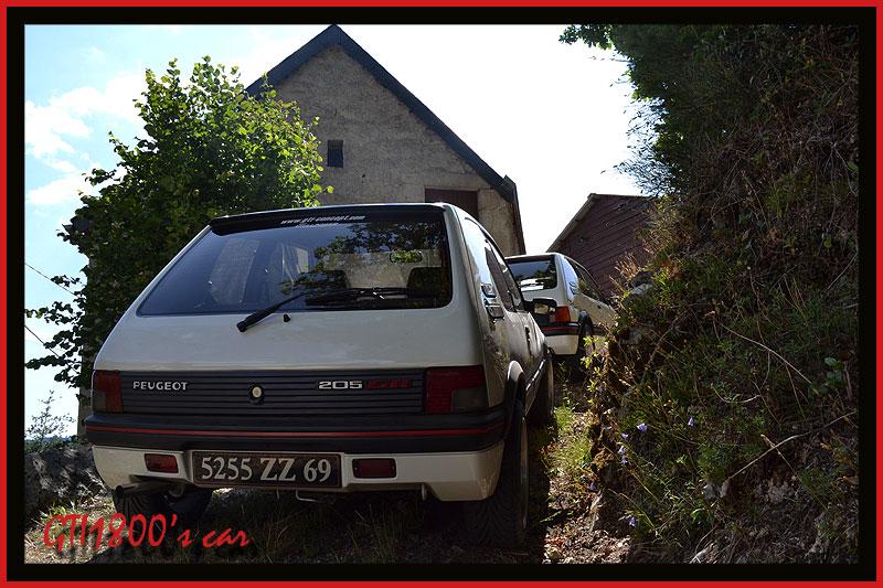 [GTI1800] 205 GTI 1L9 Blanc Meije AM88  - Page 3 Dsc_0020