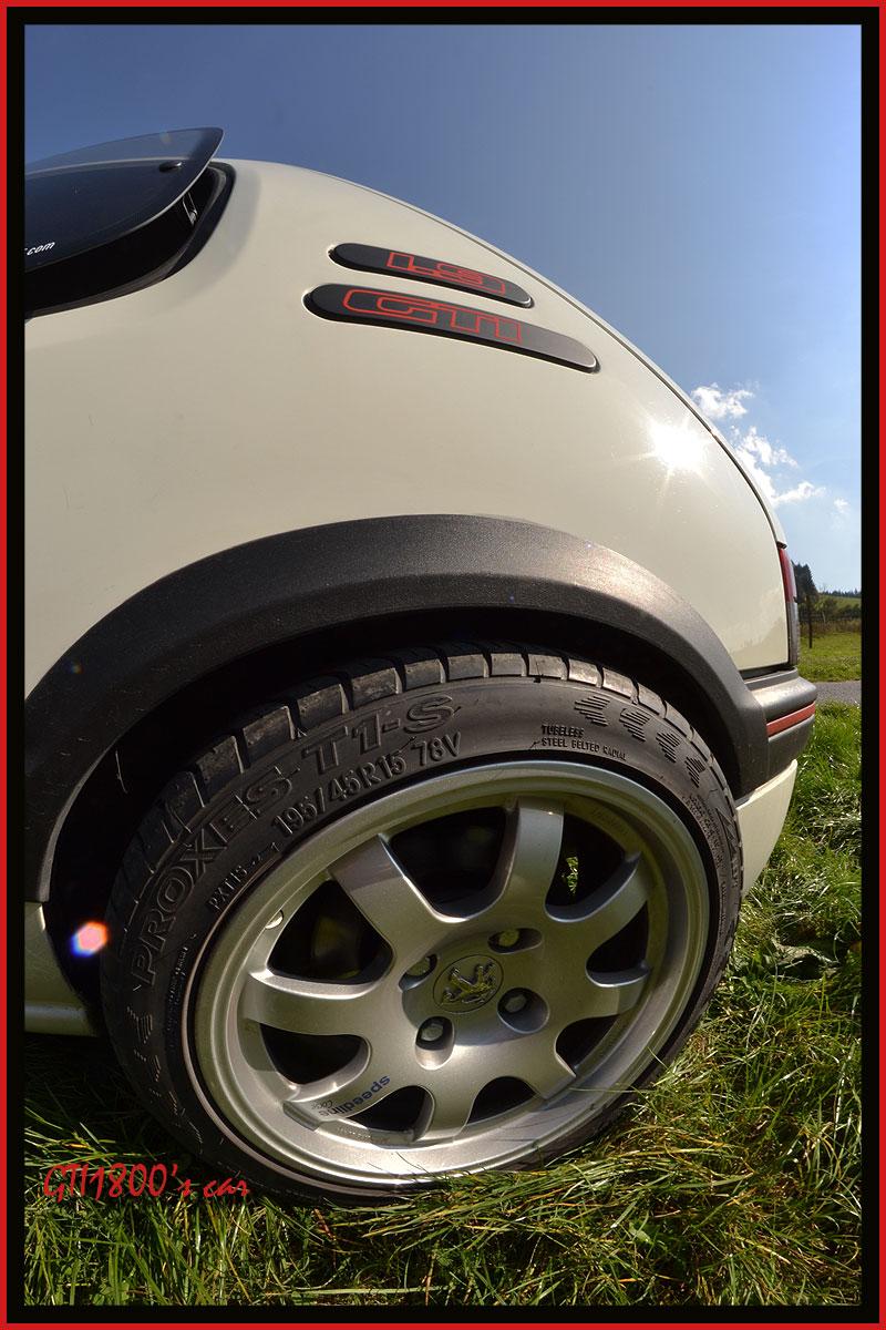 [GTI1800] 205 GTI 1L9 Blanc Meije AM88  - Page 3 Dsc_0021