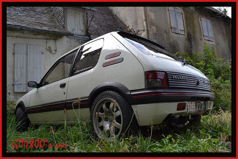 [GTI1800] 205 GTI 1L9 Blanc Meije AM88  - Page 3 Dsc_0224