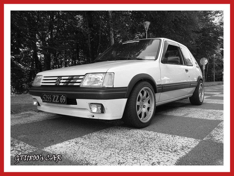 [GTI1800] 205 GTI 1L9 Blanc Meije AM88  - Page 3 Img_0710