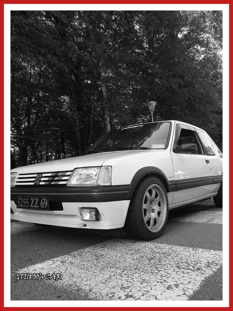 [GTI1800] 205 GTI 1L9 Blanc Meije AM88  - Page 3 Img_0711