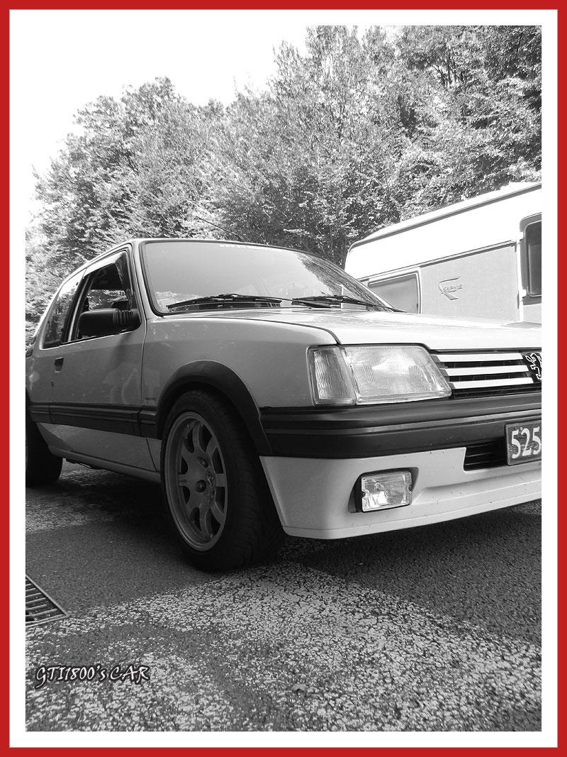 [GTI1800] 205 GTI 1L9 Blanc Meije AM88  - Page 3 Img_0713
