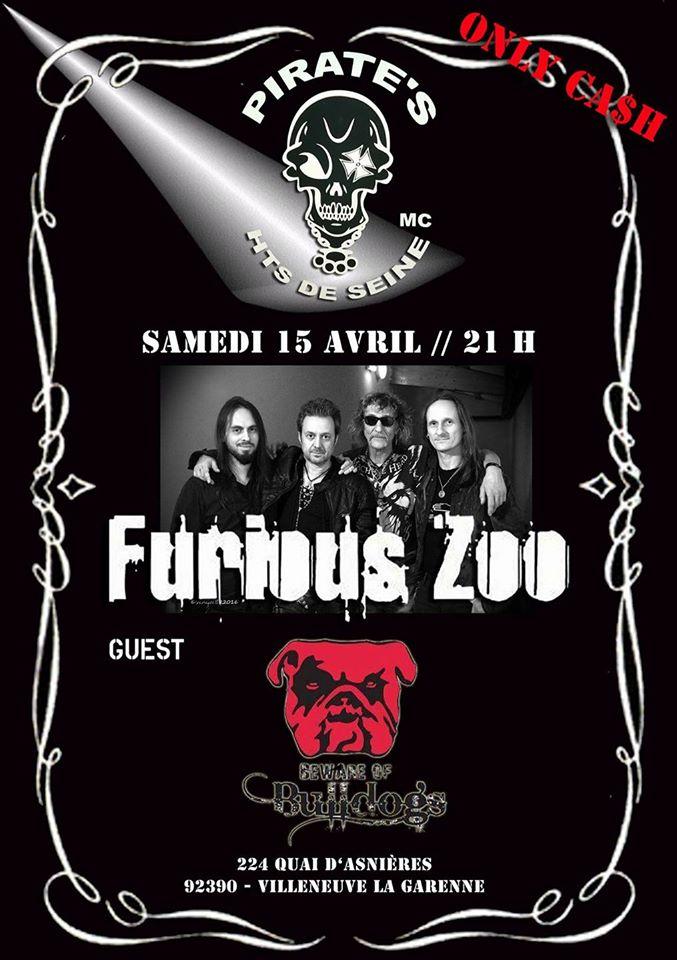 samedi 15 avril furious zoo chez les pirates 16992210