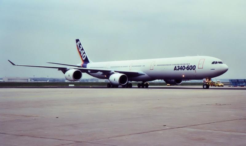 A340 in FRA F-wwcc10