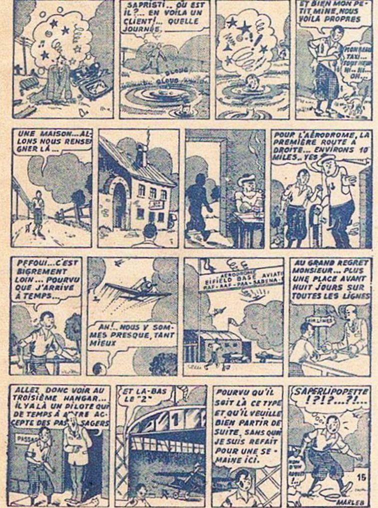 Le Sept de trèfle - Page 2 1510