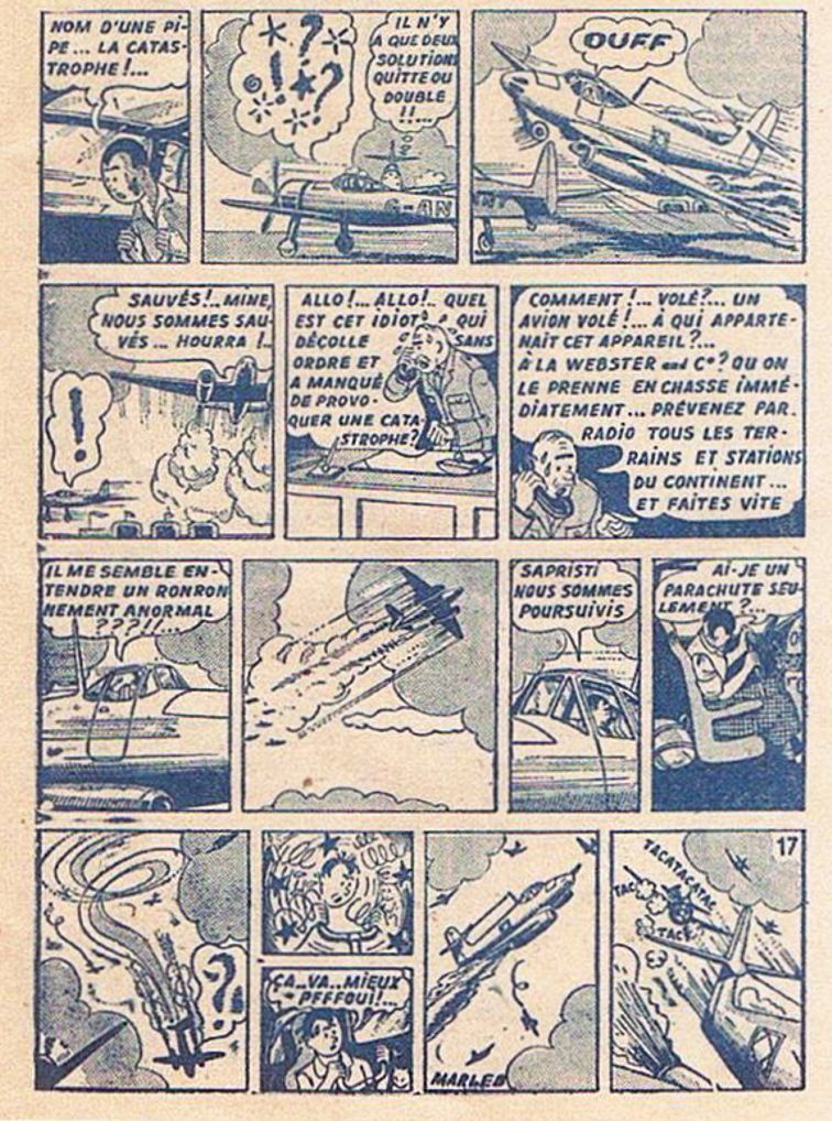 Le Sept de trèfle - Page 2 1710