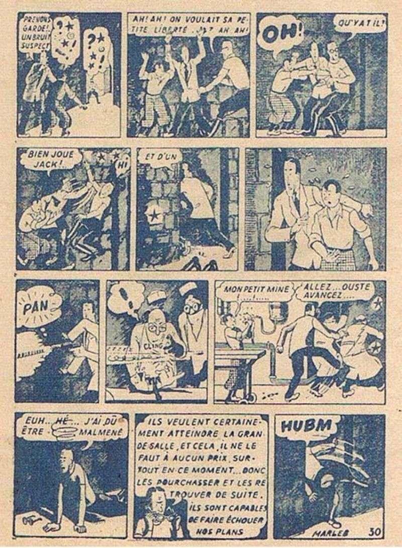 Le Sept de trèfle - Page 2 3010