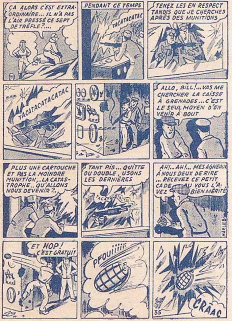 Le Sept de trèfle - Page 2 3510