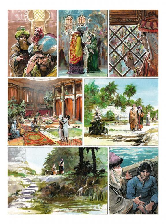 La puissance créatrice de Rosinski - Page 2 50099-10