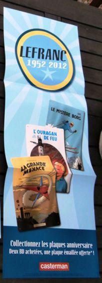 """Lefranc et produits """"para-BD"""" - Page 7 Affich13"""