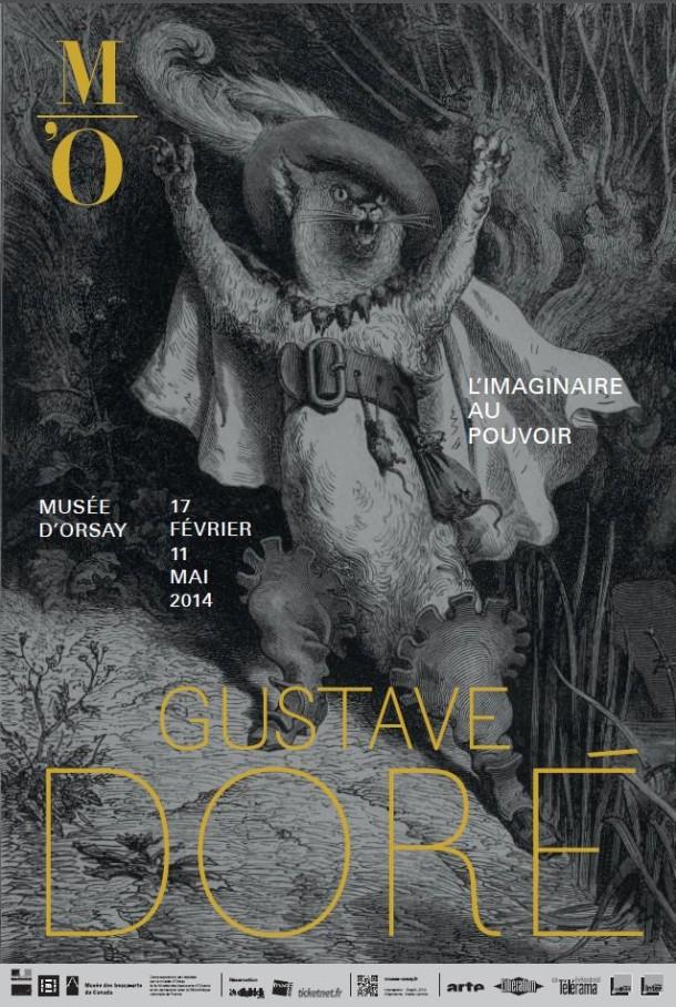 Gustave Doré le grand ancien Affich15