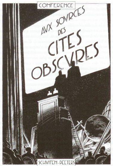 """Les """"livres perdus"""" de François Schuiten Aventu11"""