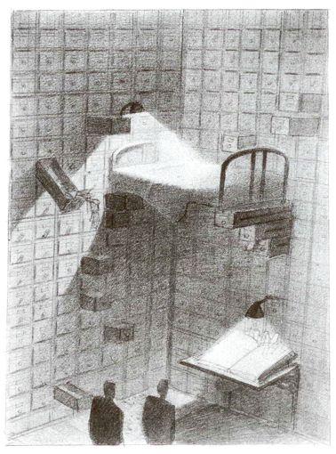 """Les """"livres perdus"""" de François Schuiten Aventu13"""