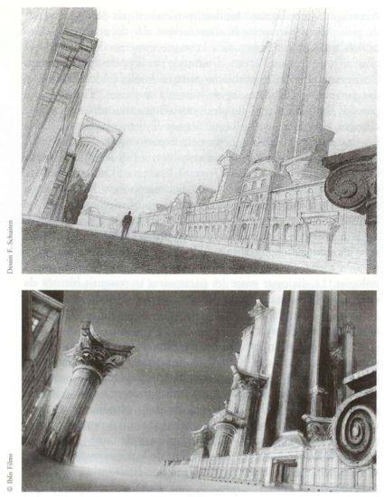 """Les """"livres perdus"""" de François Schuiten Aventu14"""