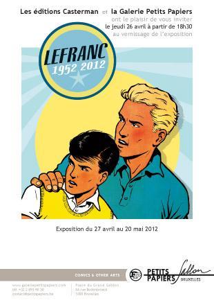 """Lefranc et produits """"para-BD"""" - Page 7 Carton10"""