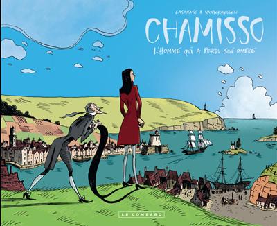 Bande dessinée et littérature Chamis10