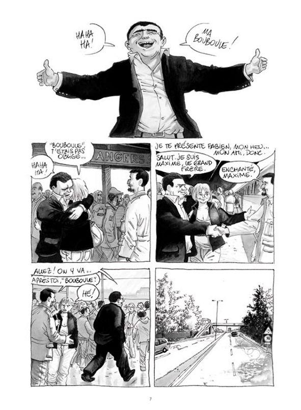 Les reportages d'Etienne Davodeau Chienq12