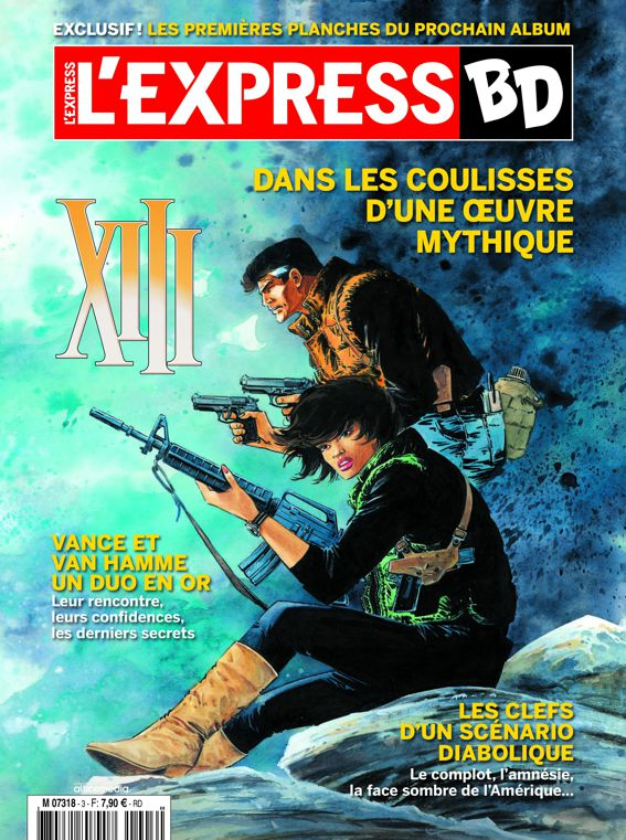 XIII : le feuilleton continue - Page 5 Expres11