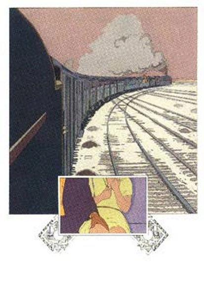 """Les """"livres perdus"""" de François Schuiten Expres14"""