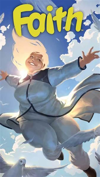 Comic books et super-héros - Page 2 Faith-11
